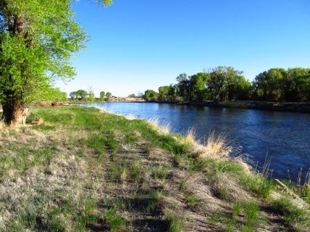 North Platte River Frontage