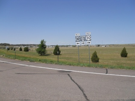 Acreage Along I80